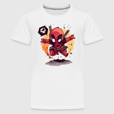 deadpool chubby - Kids' Premium T-Shirt