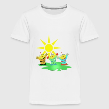Three buddies - Kids' Premium T-Shirt