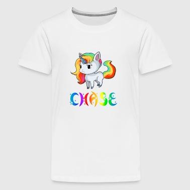 Shop chasing t shirts online spreadshirt chase unicorn kids premium t shirt sciox Gallery