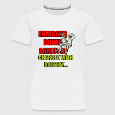 ENERGIZER BUNNY ARRESTED CLOTHES - Kids' Premium T-Shirt