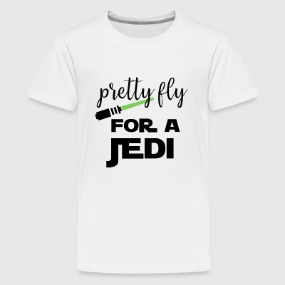 Pretty Fly for a Jedi - Kids' Premium T-Shirt