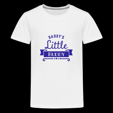 Daddy's little buddy - Kids' Premium T-Shirt