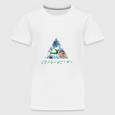 Spiritmage Nature spirit - Kids' Premium T-Shirt