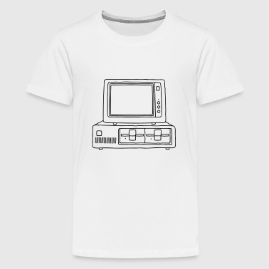 PC Computer - Kids' Premium T-Shirt