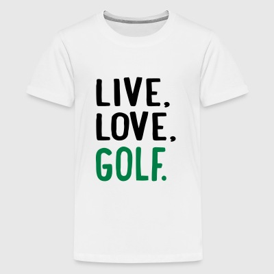 6254398 115202764 golf - Kids' Premium T-Shirt