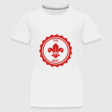 Scout Scouting Pfadfinder Guide Scoutisme - Kids' Premium T-Shirt