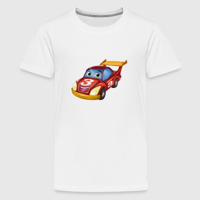 Racing Car Arthur Collection - Kids' Premium T-Shirt