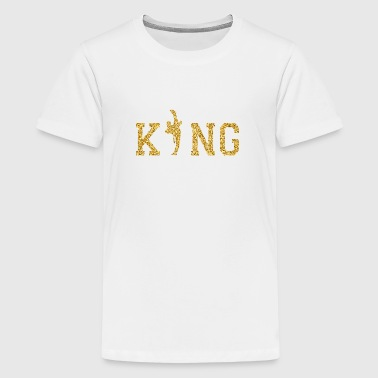 THE KARATE KING - Kids' Premium T-Shirt