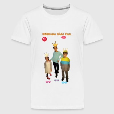 HZHtube Kids Fun T-Shirt - Kids' Premium T-Shirt