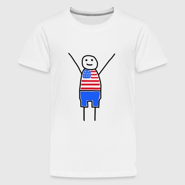 kidscontest USA - Kids' Premium T-Shirt
