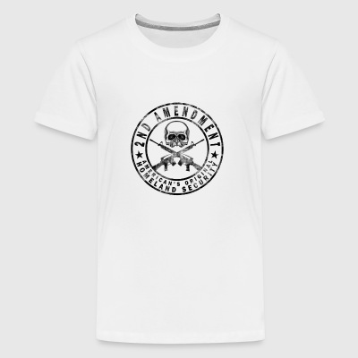 2nd amendment - Kids' Premium T-Shirt