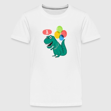 First birthday 1st birthday boy girl gift one year - Kids' Premium T-Shirt