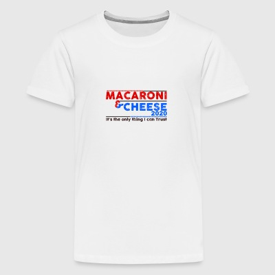 Macaroni and Cheese for Office in 2020! - Kids' Premium T-Shirt