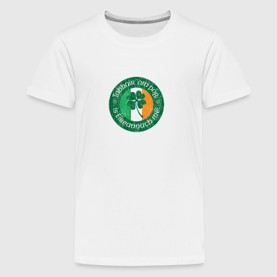 Kiss me I'm Irish! - Kids' Premium T-Shirt