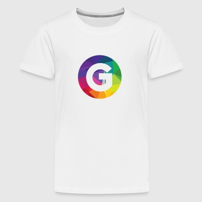 Google new design - Kids' Premium T-Shirt