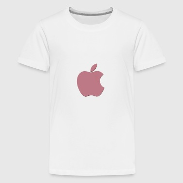 Eaten Apple products - Kids' Premium T-Shirt