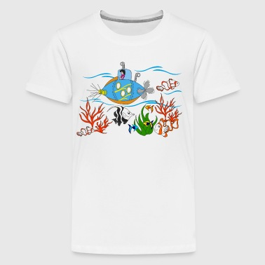 submarine - Kids' Premium T-Shirt