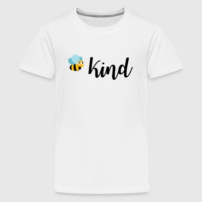 Beeeee Kind - Kids' Premium T-Shirt