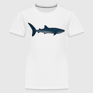 whale shark - Kids' Premium T-Shirt