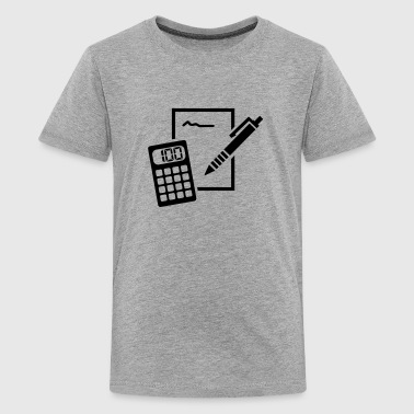 Calculator - Kids' Premium T-Shirt