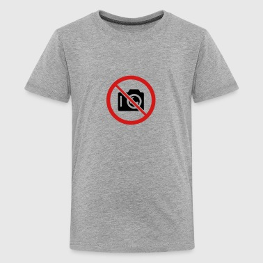 No Pictures - Kids' Premium T-Shirt
