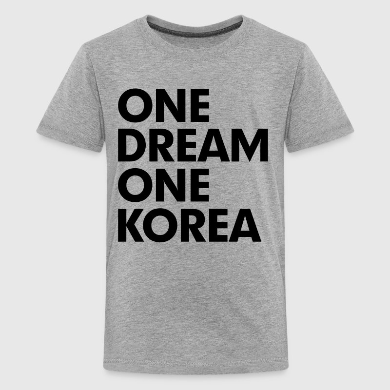 One Dream One Korea - Kids' Premium T-Shirt