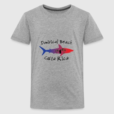 Costa rica dominical - Kids' Premium T-Shirt