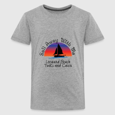 leeward beach - Kids' Premium T-Shirt