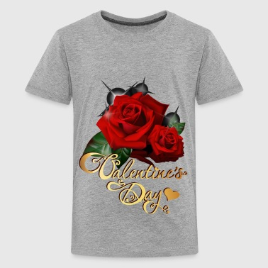 Valentine's Day - Kids' Premium T-Shirt
