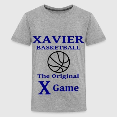Xavier X Game - Kids' Premium T-Shirt