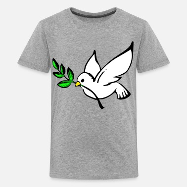 Kids Dove Dove peace - Kids' Premium T-Shirt