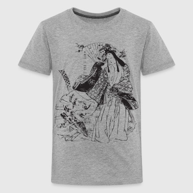 Geisha - Japan - Asian - Kids' Premium T-Shirt