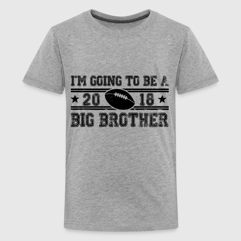 Big Brother To Be 2018 - Kids' Premium T-Shirt
