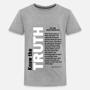 Go Make Disciples - Kids' Premium T-Shirt
