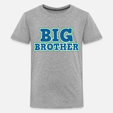 Xxx Big Sister Big Brother - Kids' Premium T-Shirt