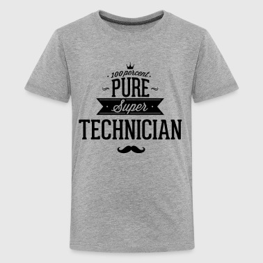 100 percent pure super technician - Kids' Premium T-Shirt