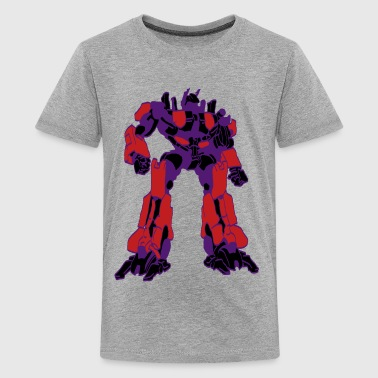 darr optimus prime - Kids' Premium T-Shirt