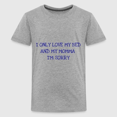 Love My Momma - Kids' Premium T-Shirt