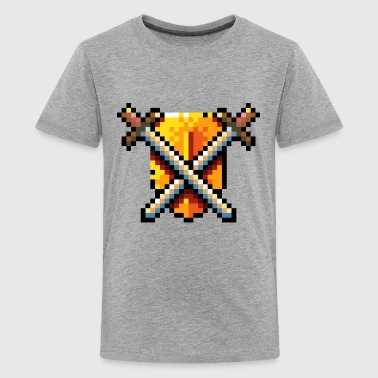 Royal Knight! - Kids' Premium T-Shirt