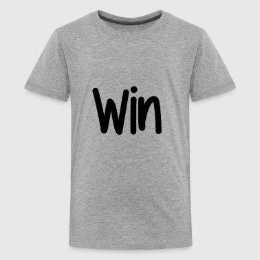 Win - Kids' Premium T-Shirt