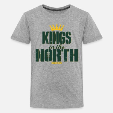 KINGS IN THE NORTH - Kids' Premium T-Shirt