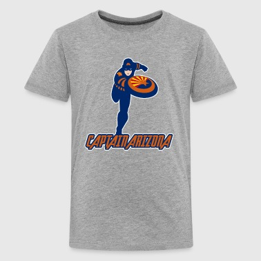 captain_arizona2 - Kids' Premium T-Shirt