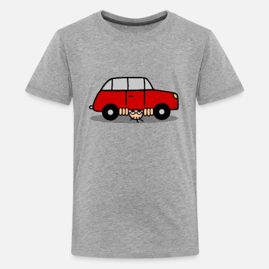 Mechanics Auto Repair Auto Mechanic - Automotive mechatronics - Kids' Premium T-Shirt