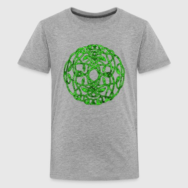 Celtic Circle VII - Kids' Premium T-Shirt