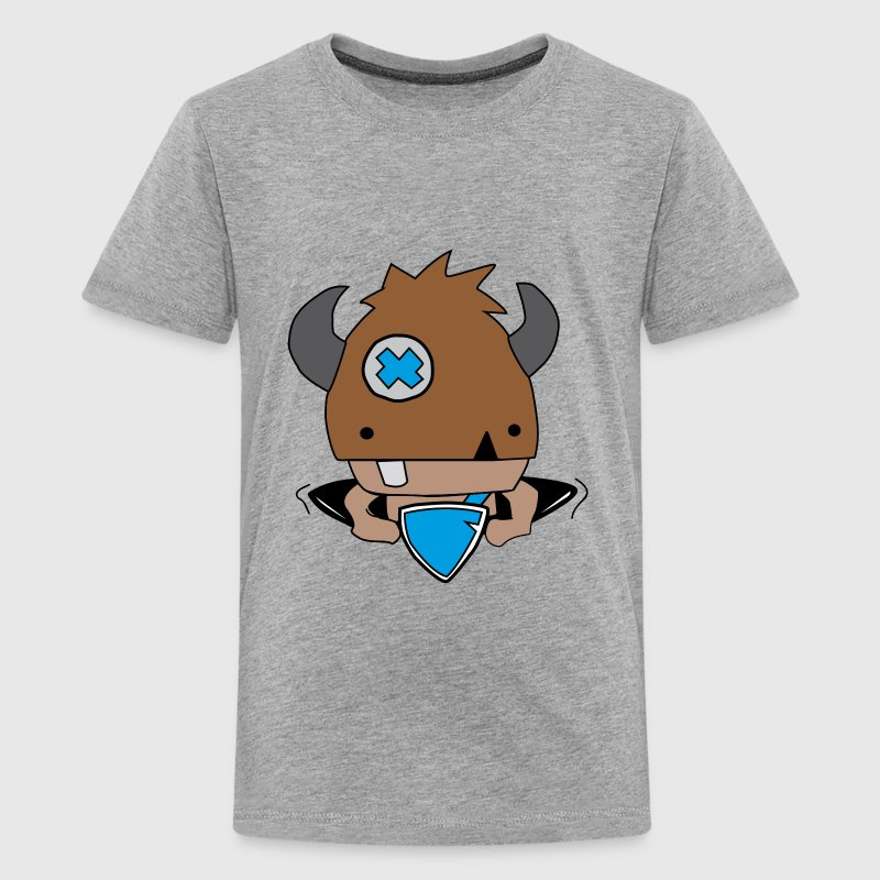Rollo, the little viking - Kids' Premium T-Shirt