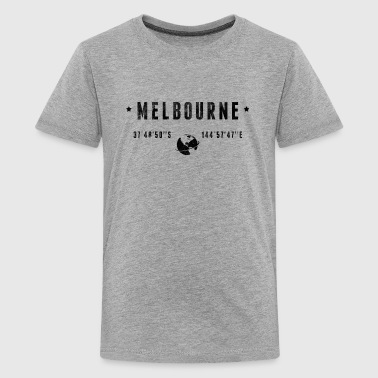 Melbourne - Kids' Premium T-Shirt