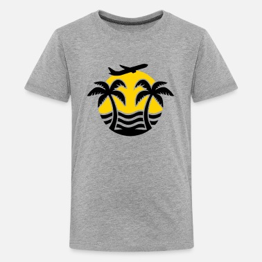 Summer Vacation Vacation - Kids' Premium T-Shirt