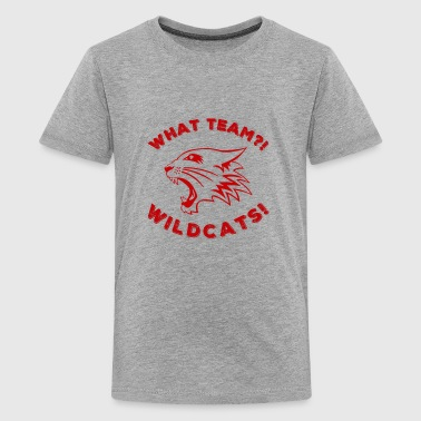 Hsm What team?! - Kids' Premium T-Shirt