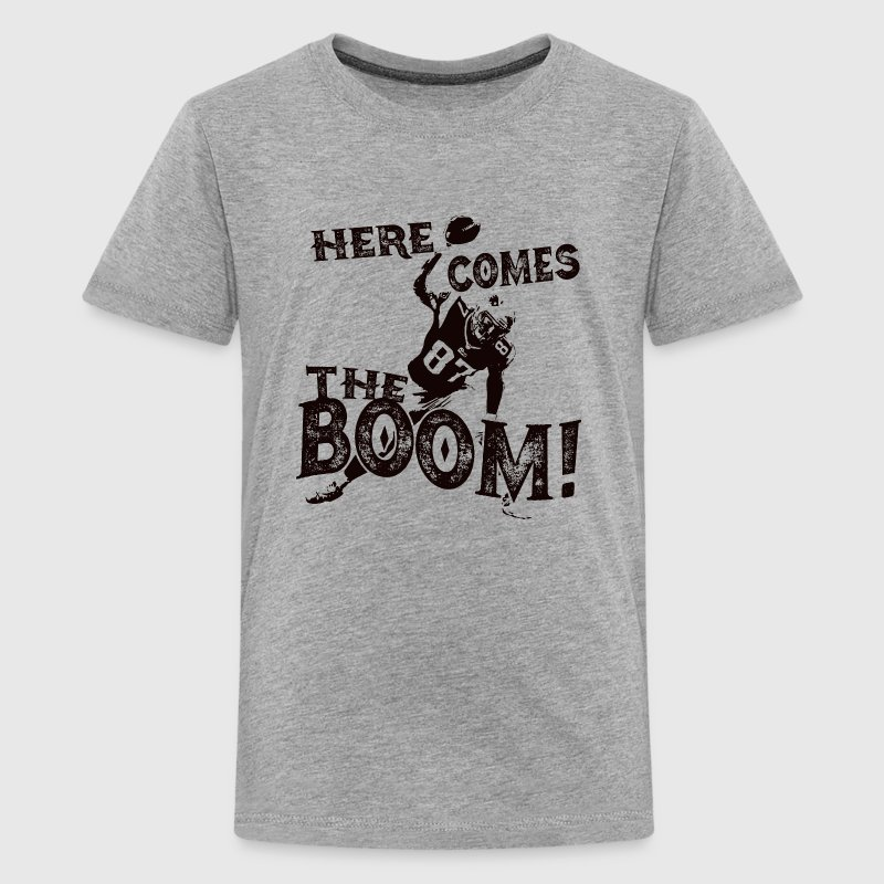 Here Comes The Boom, Gronk Spike Shirt - Kids' Premium T-Shirt