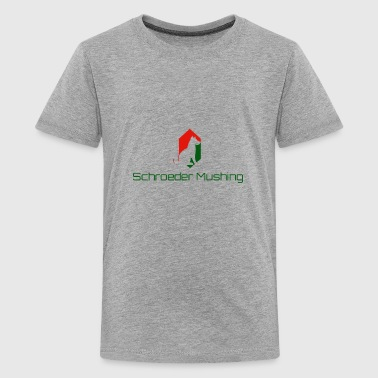 Schroeder Mushing - Kids' Premium T-Shirt